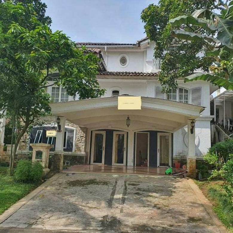 Rumah Hook Siap Huni di Mediterania Golf 1 Sentul City Bogor