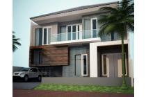 Jual Citraland, ROYAL PARK. Rumah baru gress. On progress, Surabaya Barat.