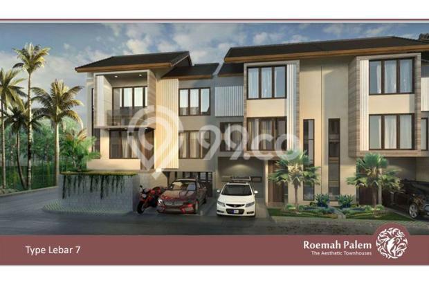 Townhouse 3lt harga 1 lt di Cipayung 13571807