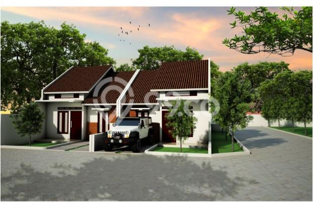 DP 5 Juta Punya Rumah 400 Jutaan Tanah 100 Meter Dekat Villa Pamulang 10331436