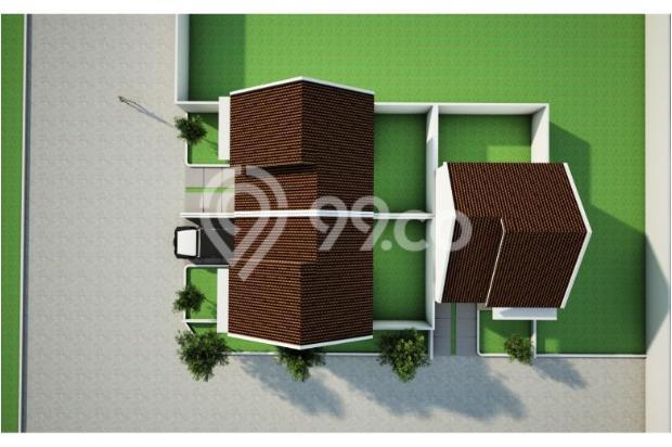 DP 5 Juta Punya Rumah 400 Jutaan Tanah 100 Meter Dekat Villa Pamulang 10331435