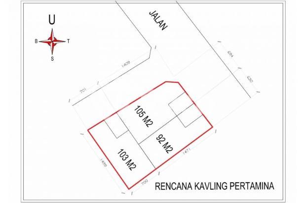 DP 5 Juta Punya Rumah 400 Jutaan Tanah 100 Meter Dekat Villa Pamulang 10331439