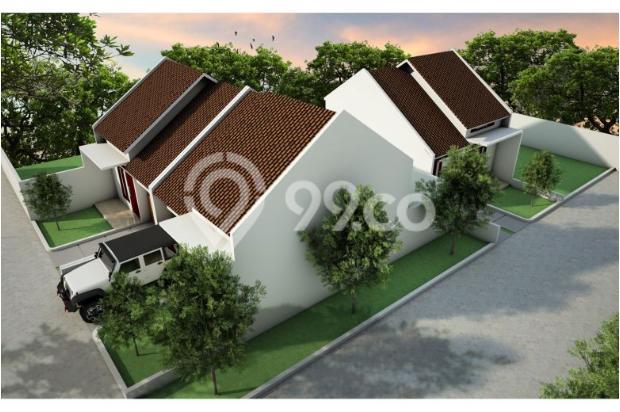 DP 5 Juta Punya Rumah 400 Jutaan Tanah 100 Meter Dekat Villa Pamulang 10331437
