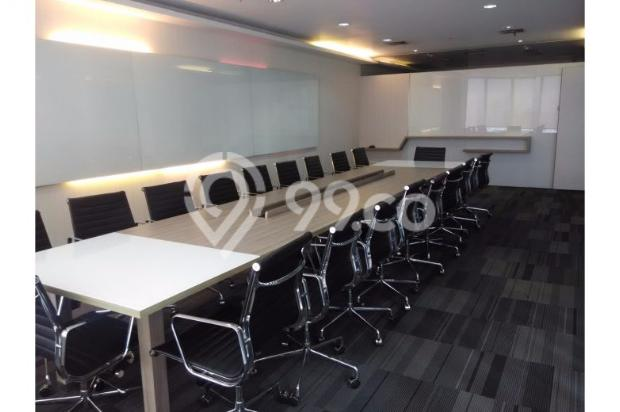 Sewa office the east mega kuningan full furnished for Small meeting room jakarta selatan