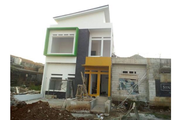 Rumah Mewah Depok Fasilitas Kolam Renang+CCTV+Smarthome+Onegate System 16049589