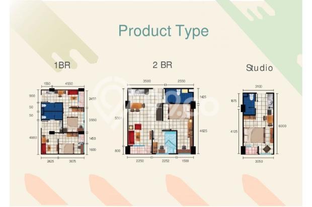 Dijual Apartemen Baru Strategis Harga Murah di Sentraland Antapani Bandung 13188437