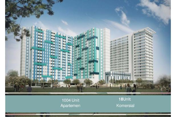 Dijual Apartemen Baru Strategis Harga Murah di Sentraland Antapani Bandung 13188441