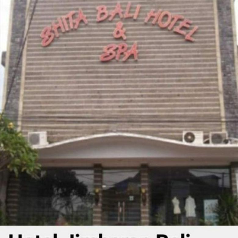 Shita Bali Hotel (Hotel Bintang 3) strategis investasi menguntungkan di jimbaran