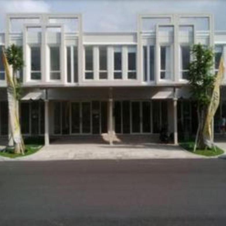 Ruko Bizhome Pakuwon City Parkiran Luas Bonus 4AC