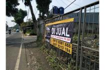 Dijual Tanah di Pinggir Jalan Raya Ciputat Parung Bojongsari