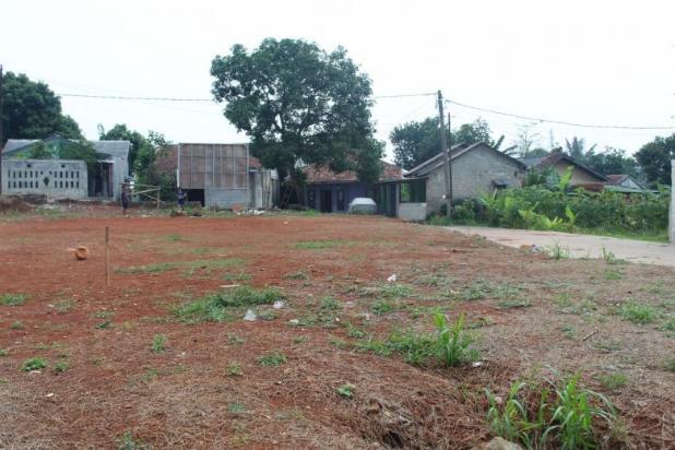 Rp618jt Tanah Dijual