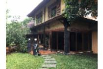 Rumah dan Mess Asri dan Luas di Bintaro Jaya