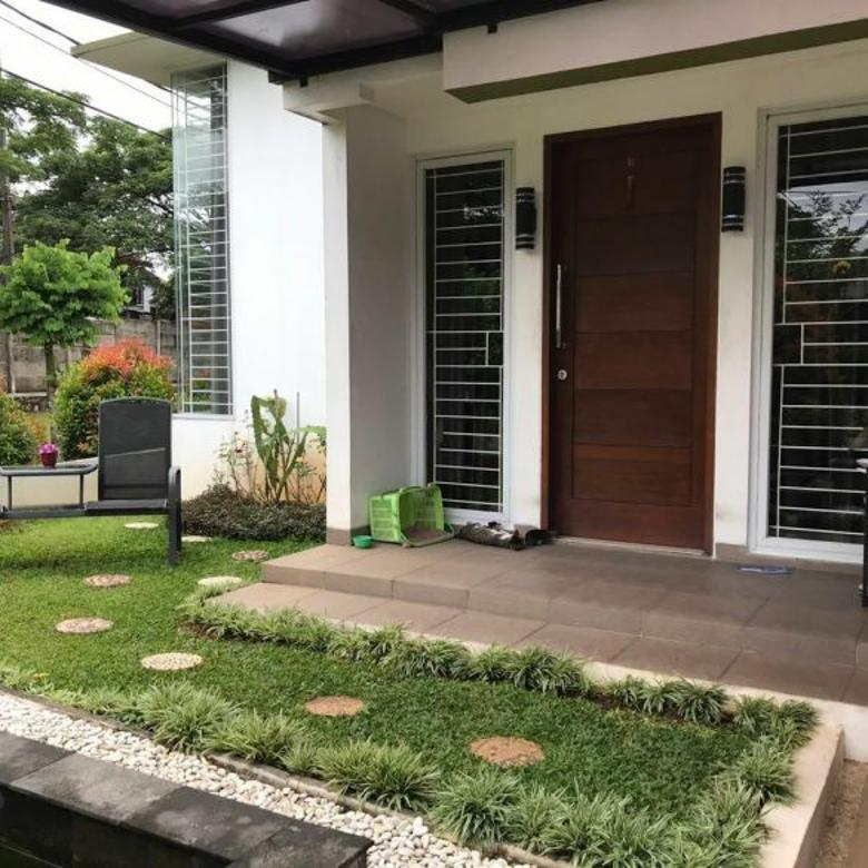 Dijual Rumah Asri lokasi strategis di Graha Bintaro