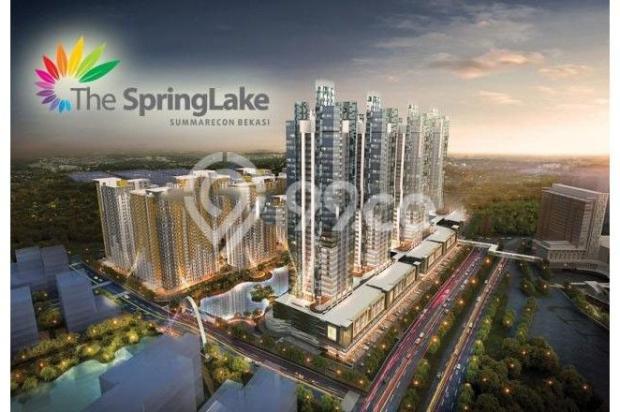 Dijual Apartemen Murah Nyaman di Apartemen The Springlake Summarecon Bekasi 8727527