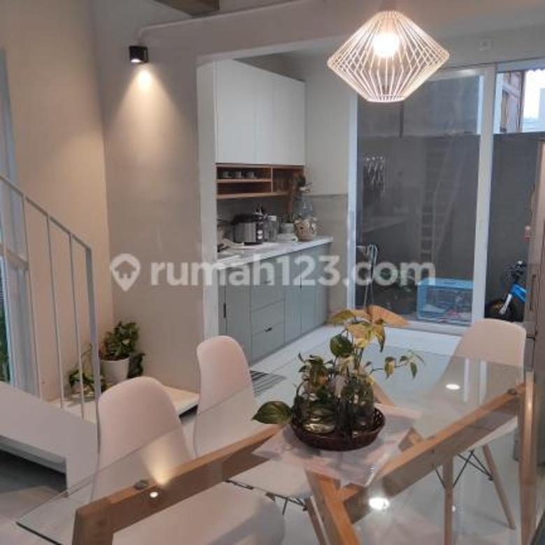 Rumah Tinggal Lux Minimalis Cigadung