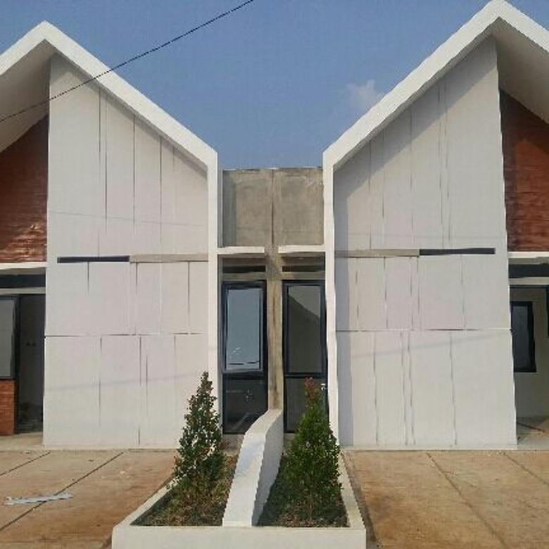 Rumah Minimalis Dekat Stasiun Bojong Gede