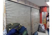 Disewakan kios pasar pagi mangga dua