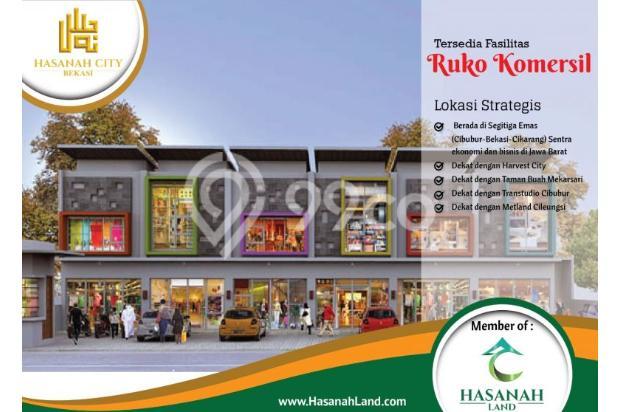 Hunian Murah  Daerah Bekasi   HC BKS 06 15037753