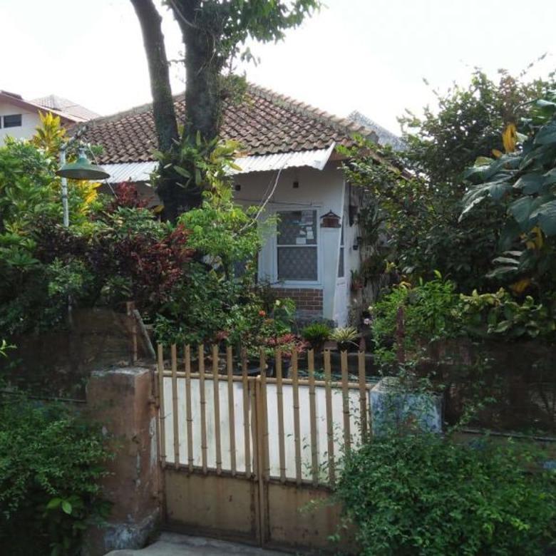 Dijual Rumah Jadul Asli, Tengah Kota Bandung, Hitung Tanah Aja