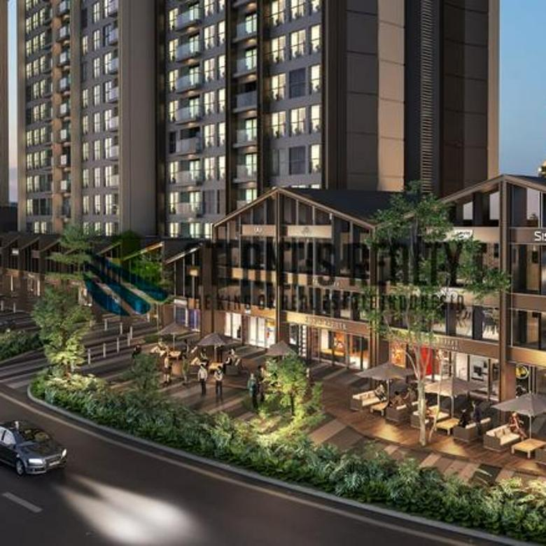 Brand new, apartement mewah EleVee penthouse and residence apartment