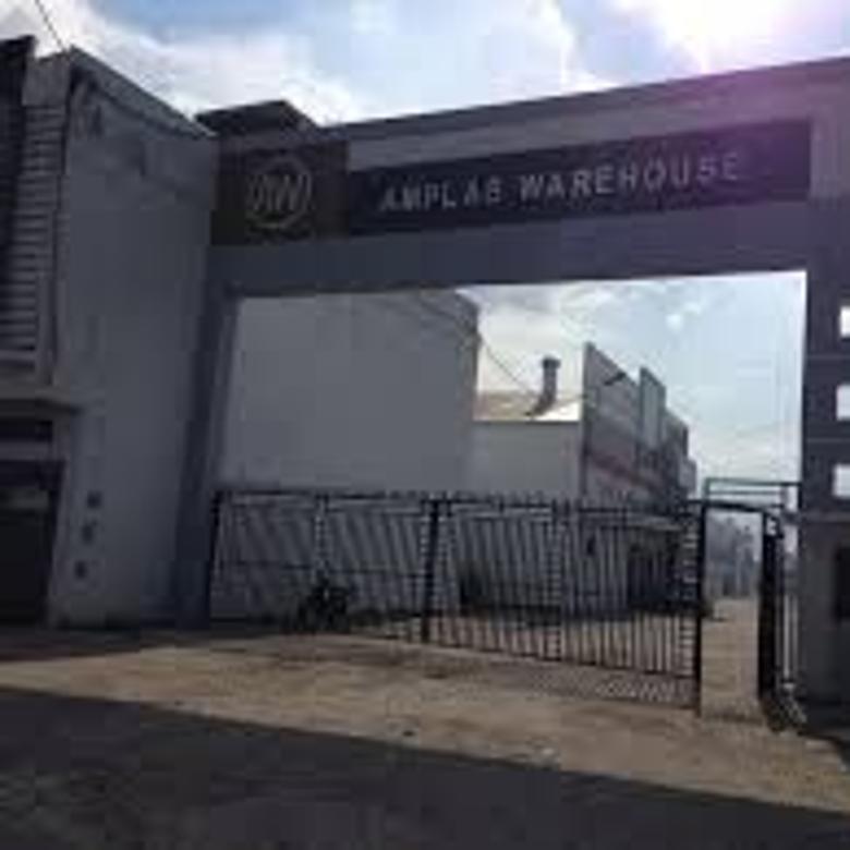 Gudang Komplek Pergudangan Amplas Warehouse