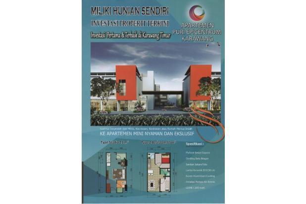 Apartement karawang, cicilan hanya 800 ribuan 16106579