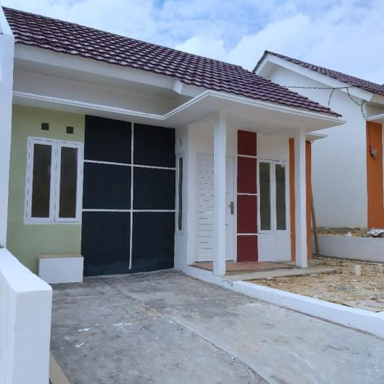Rumah Tanpa DP!! FREE biaya surat-surat dan biaya KPR