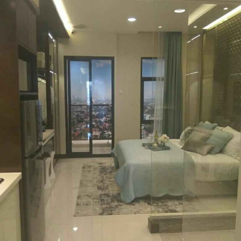 apartemen mewah di pejaten barat solterra place jakarta selatan