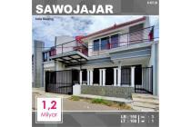 Rumah 2 Lantai Luas 108 di Maninjau Sawojajar 1 Malang_ 457.20