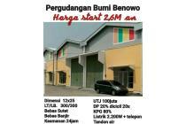 Bumi Benowo Start 2.6 M Lokasi Strategis Surabaya Gresik