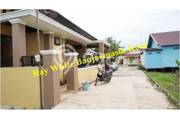 Rumah  Semi  Permanen  Komplek Malkon Temon I
