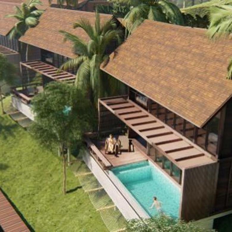 Dijual Villa Cantik Di Ubud Bali Hideaway Village Ubud