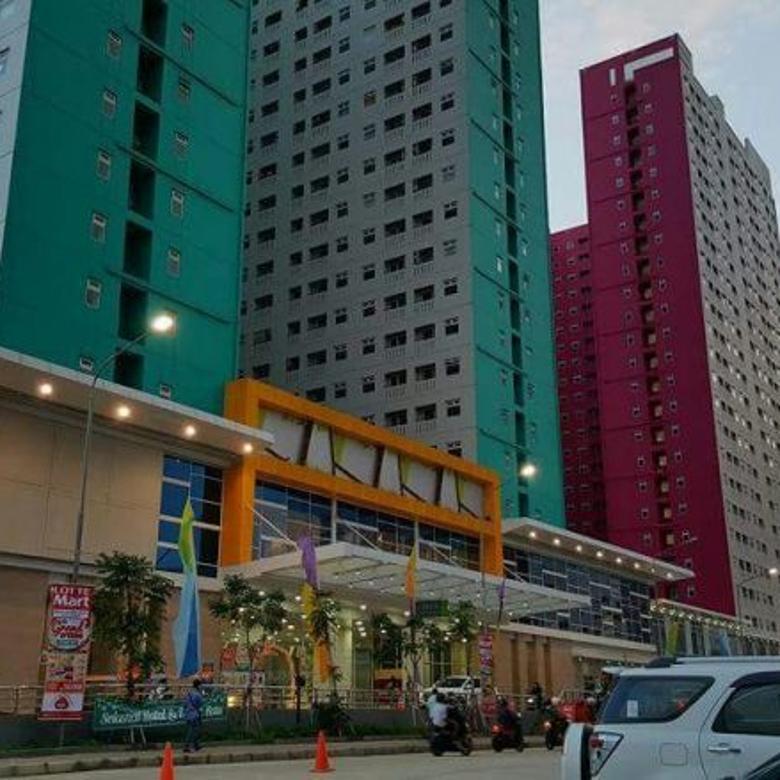 Dijual Apartemen Green Pramuka City Tower Orchid Fully Furnished