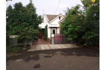 Dijual rumah 1,5 lantai ( 2 Kavling ) di Villa Dago Pamulang,