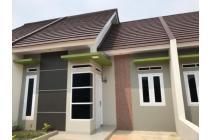 Rumah nyaman untuk keluarga lingkungan asri
