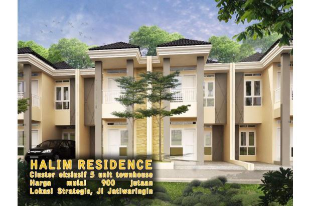 Rumah 900 jutaan, Jakarta Timur, Jatiwaringin, 4 menit akses tol 15036480