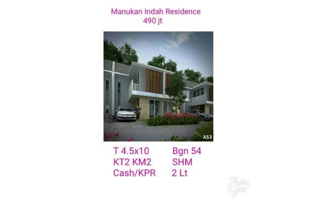Rumah Manukan Indah Residence Surabaya Siap Minimalis
