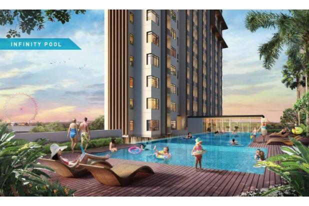 1st Apartment in Jakarta Garden City: CLEON PARK-Unit pilihan di lt 7 - 19