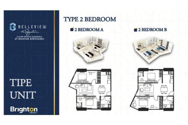 Rp718jt Apartemen Dijual