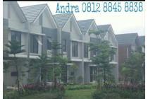 Rumah cluster 2Lantai Siap huni Dikarawang