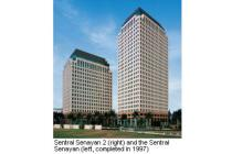 Office space di Sentral Senayan