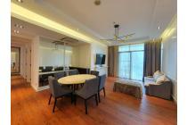 Apartemen Senayan Residence Golf View di Jakarta Selatan – 3 BR Fully Furnished HARGA BU