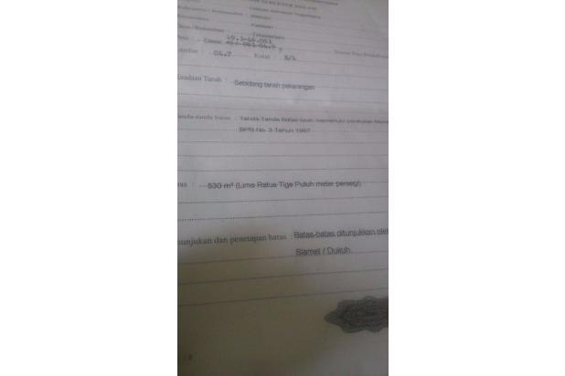 Tanah Dijual Tirtomartani Kalasan Cocok Untuk Rumah 13424915