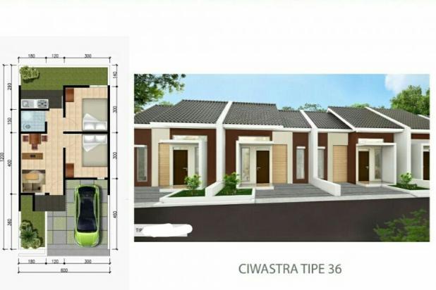 Rumah Cicilan 2 Jutaan Di Ciwastra Derwati Dekat Margahayu 12747632