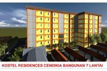 Kost kost an Hotel Investasi Kecil Menguntungkan kampus UIN Ciputat Tangsel