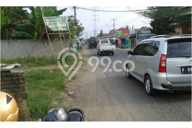 Dijual Tanah Murah Strategis di Pinggir Jalan Tengah Kota Serang 12898658