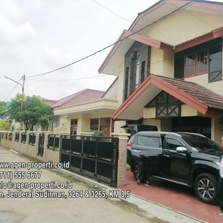 Dijual Rumah Mewah di Komp Taman Puri Indah 3 Pusri Palembang