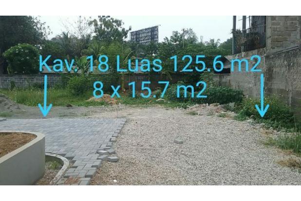 Rp445jt Tanah Dijual