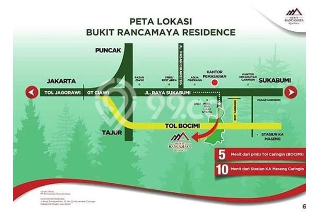 Perumahan Bukit Rancamaya Residence 17149927