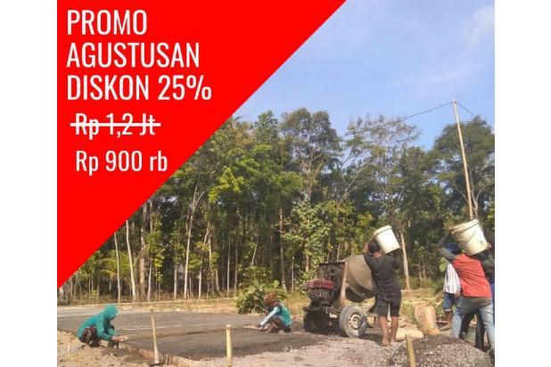 Taman Aruya Timur NYIA Wates, Agustusan Diskon 25%!